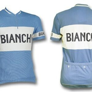 Bianchi s/s Jersey Classic