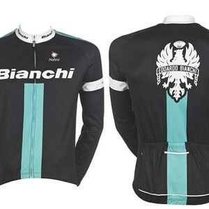 Bianchi Reparto Corse l/s Jersey