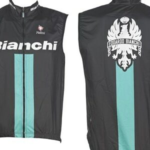 Bianchi Reparto Corse wind jacket