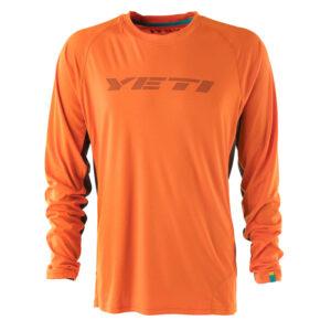 Yeti TOLLAND LS JERSEY Orange