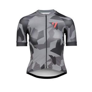 Void Women's Ride Jersey  Black Shield