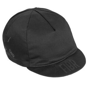 FIBR Cycling Cap X-Logo Black