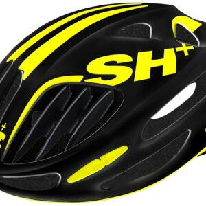 SH+ Shalimar pro black matt/yellow fluo