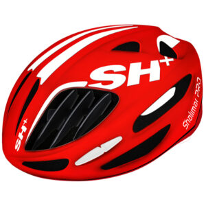SH+ Shalimar pro red glossy/white