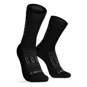 Gobik Socks Winter Merino Black