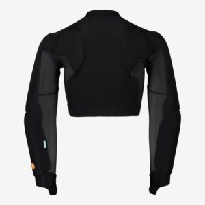 POC VPD Air Comp Jacket JR Uranium Black/Hydrogen White