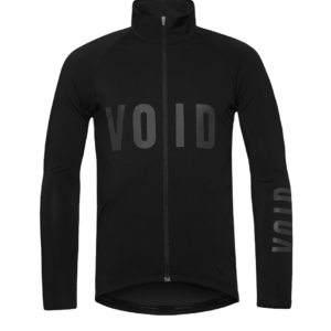Void Armour LS Jersey Black