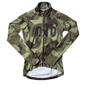 Void ARMOUR LS Jersey Olive Shield