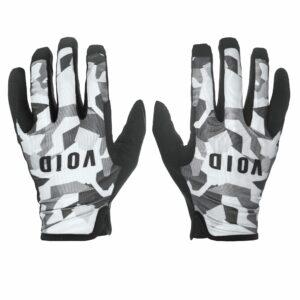 Void Full Glove  White Shield