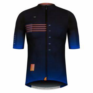 Gobik Unisex SS Jersey Attitude Blue Magma
