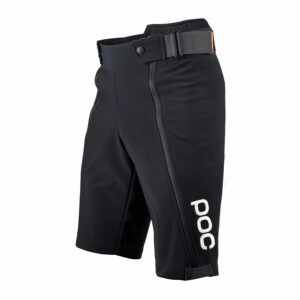 POC Race Shorts Jr. Uranium Black