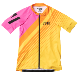 Void RIDE Jersey Daffodil Ribbon