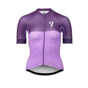 Void Women's Ride Jersey Lavender Split