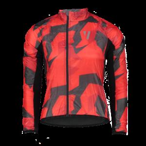 Void W's Wind Jacket  Red Shield