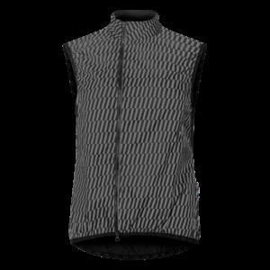 Void Women's RIDE Wind Vest Black Streck