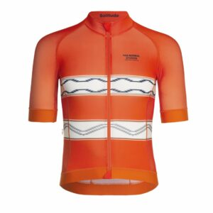 PNS Mens Solitude Jersey  Bright Red