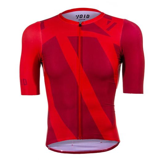 603225a17 Void Vortex Jersey Red Block – peloton.is