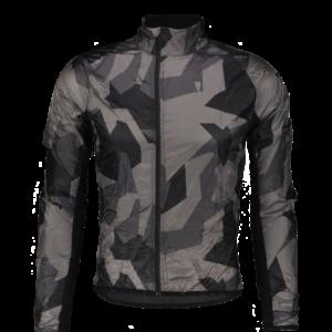 Void Wind Jacket Black Shield