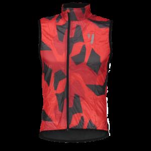 Void Wind Vest Red Shield
